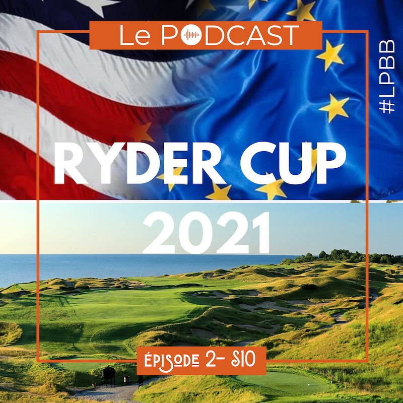 Ryder Cup, Italian Open, podcast golf